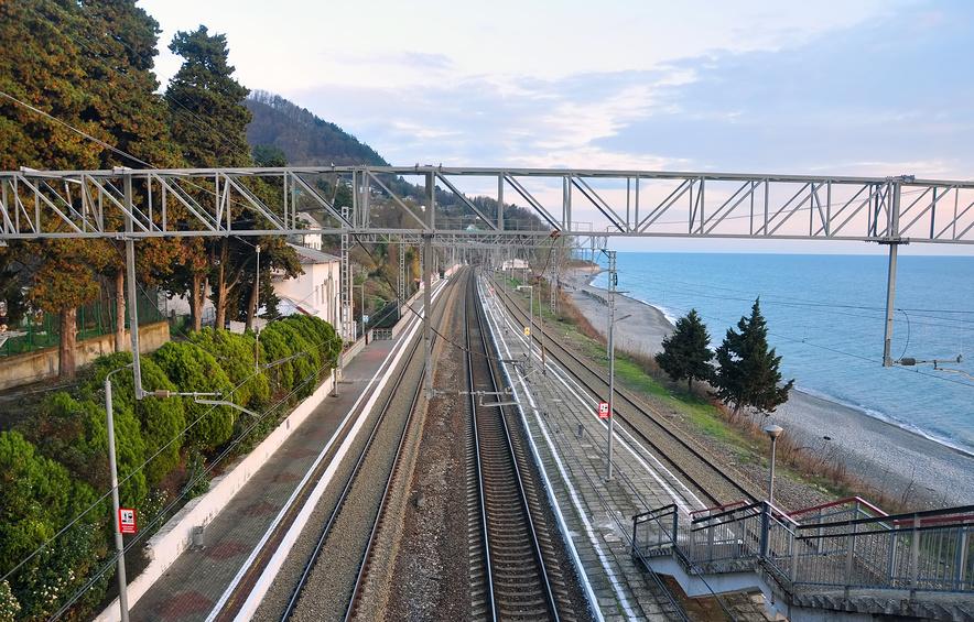 Железнодорожная станция Чемитоквадже