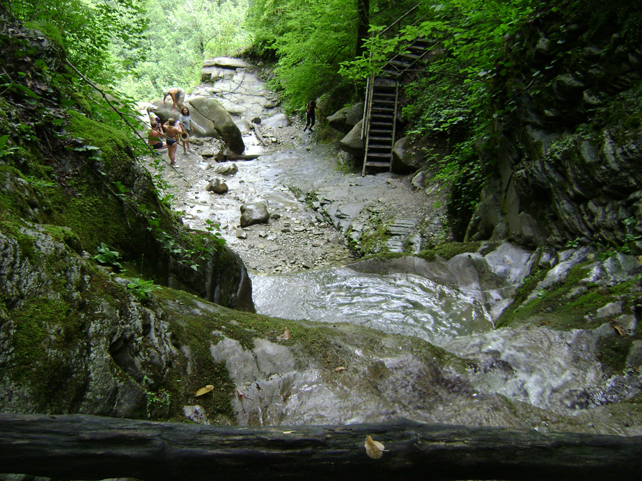 Экскурсия в Лазаревском