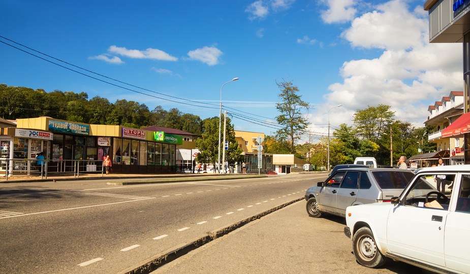 Поселок Вардане